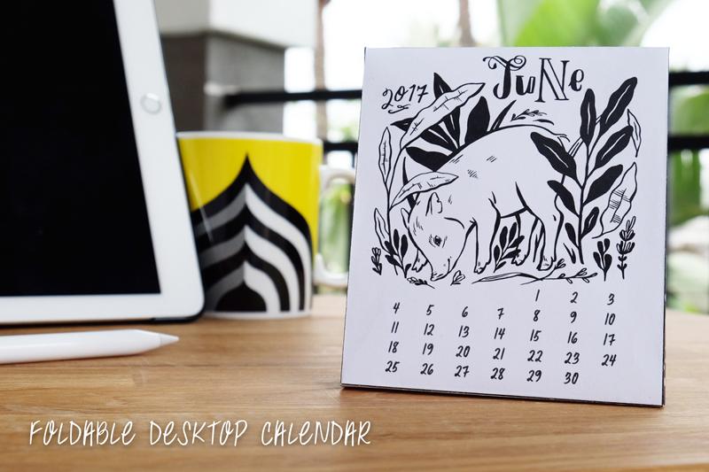 June Calendar Hubbs