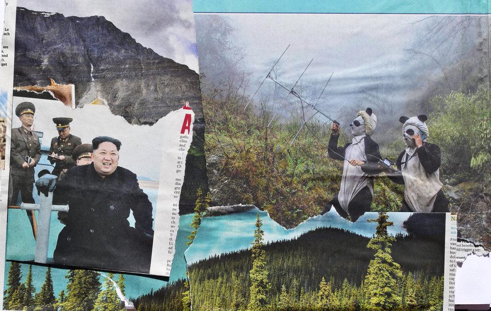 CIA hunt for Kim
