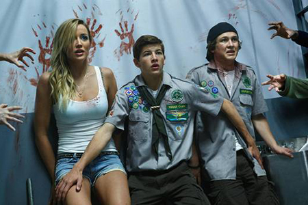 Film review: Scout's Guide to the Zombie Apocalypse
