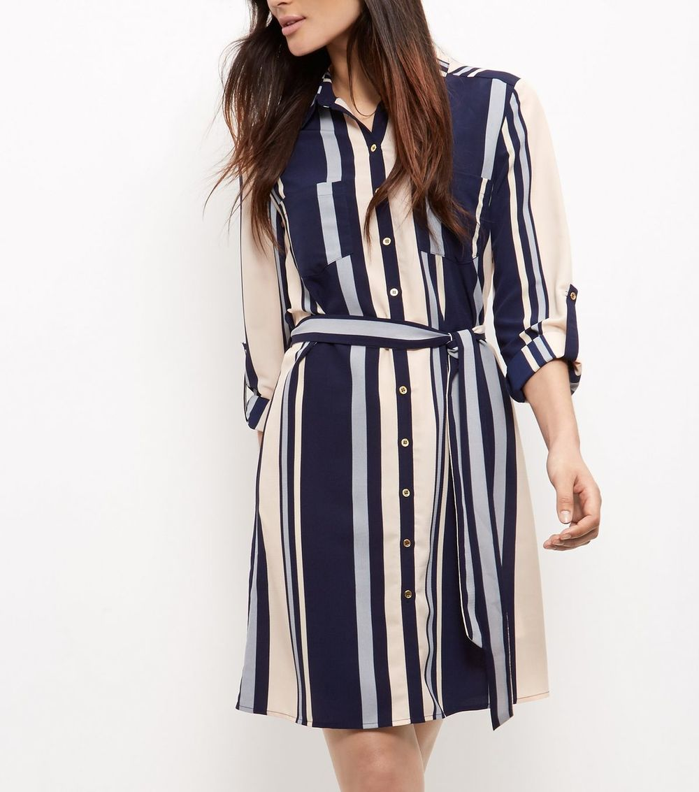 http://www.newlook.com/shop/womens/dresses/cameo-rose-navy-stripe-shirt-dress_368984641?productFind=search