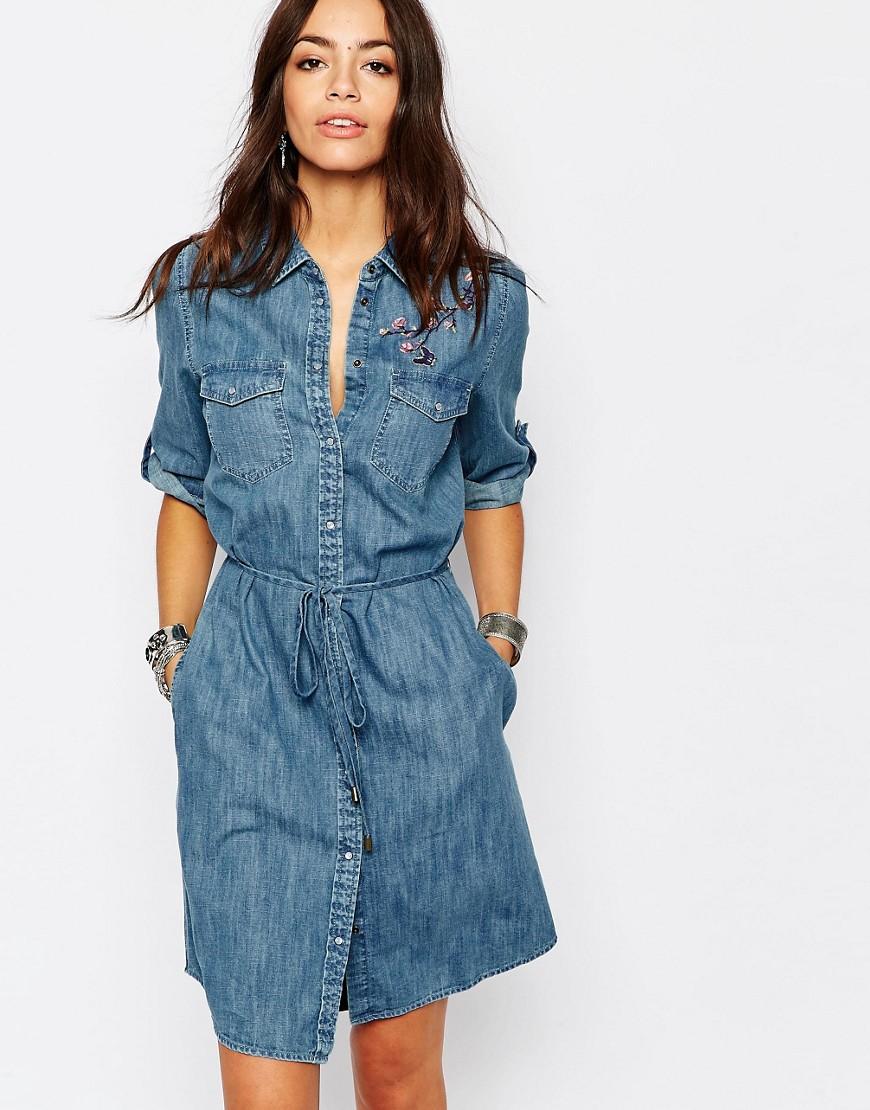 http://www.asos.com/Esprit/Esprit-Embrodiered-Denim-Shirt-Dress/Prod/pgeproduct.aspx?iid=6376877&cid=13053&sh=0&pge=0&pgesize=204&sort=-1&clr=Blue+denim&totalstyles=289&gridsize=3