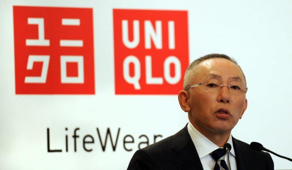 Image: Courtesy of Vulcan Post | Uniqlo's President Tadashi Yanai