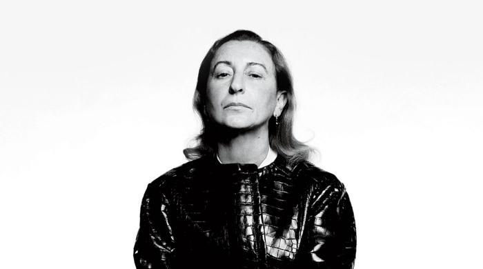 Miuccia Prada, image courtesy of Buro247