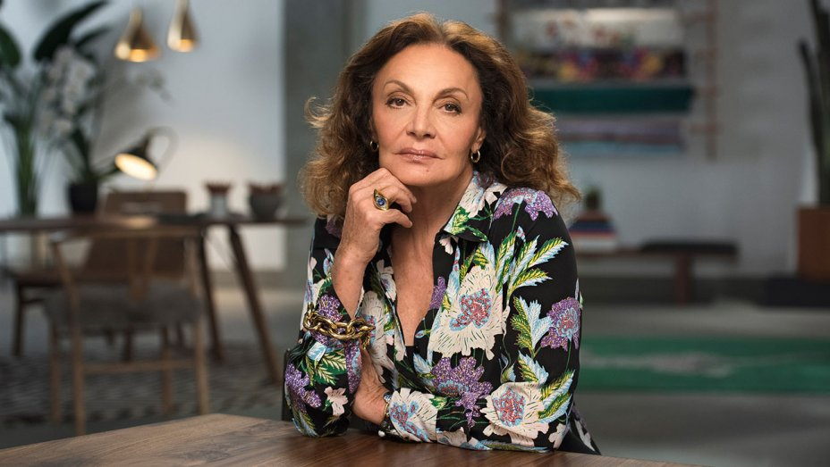 Diane von Furstenberg | Image: Courtesy of Hollywood Reporter