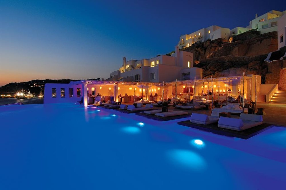 Hotel Cavo Tagoo Mykonos - 1.2 km from Mykonos Town city center