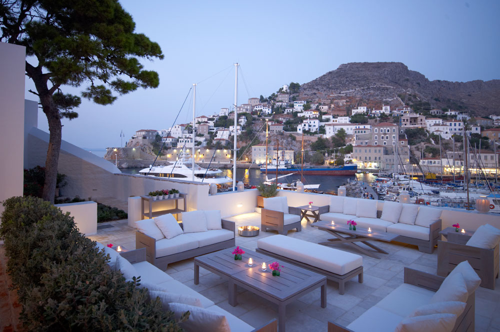 Hotel Hydrea Exclusive Hospitality - 0.2 km from Hydra city center
