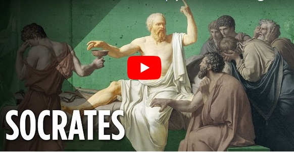 socrates the dichotomy between aristophanes and Aristophanes' frogs as social and he criticizes the changing social class structure through his representation of master/slave dichotomy aristophanes, the.
