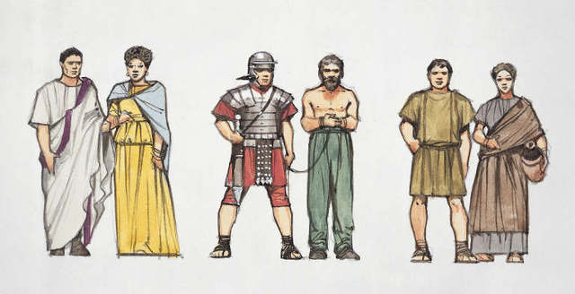 Social Classes in Ancient Greece
