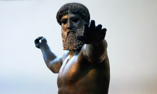 Artemision Zeus or Poseidon