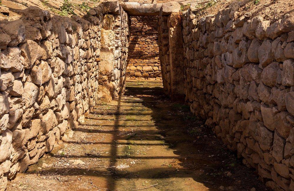 The Mycenaean Necropolis at Dendra