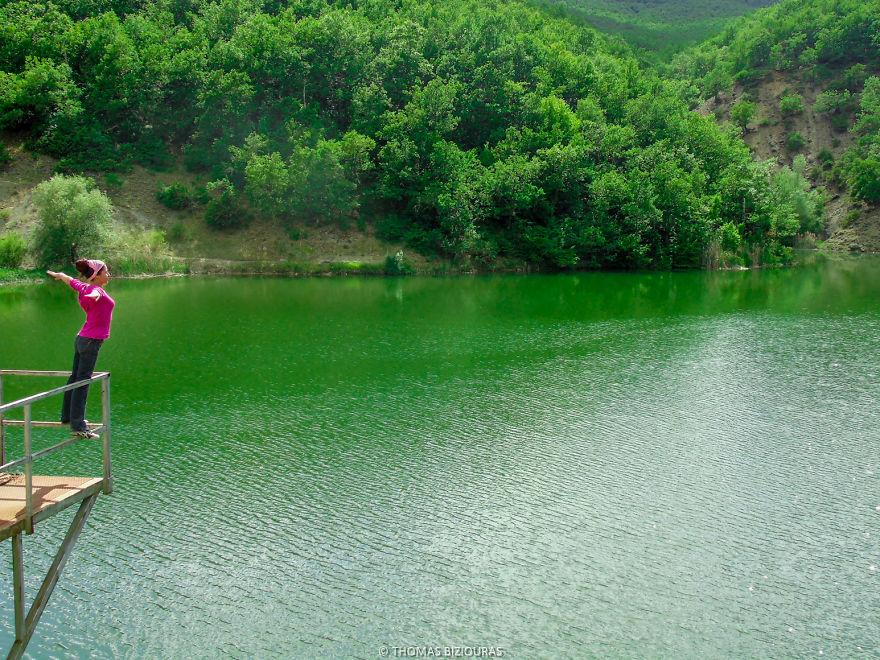 Enjoying the lake at Mavranaioi.jpg