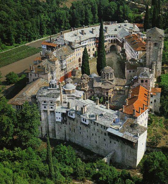 The Holy Monastery of Chilandari