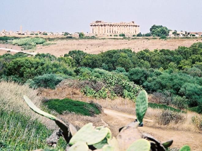 Selinunte's instant demise means the city's archaeology is unique