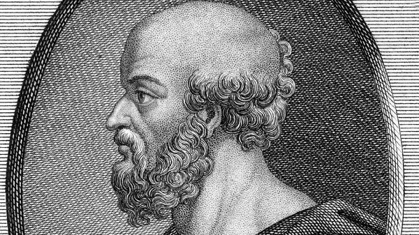 Eratosthenes of Cyrene   was a Greek mathematician, geographer, poet, astronomer, and music theorist. He was a man of learning, becoming the chief librarian at the Library of Alexandria. He invented the discipline of geography, including the terminology used today.