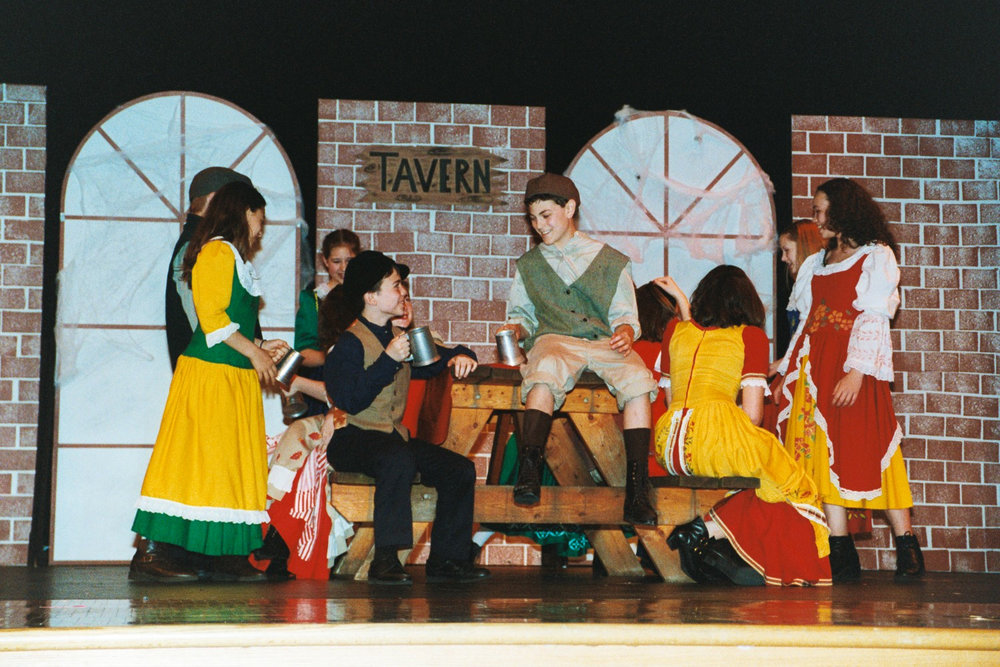 SOUND OF MUSIC (Musical) - Gananda Community Youth TheatreMain Stage                Gananda, NY USAMiddle School American StudentsJune, 2003