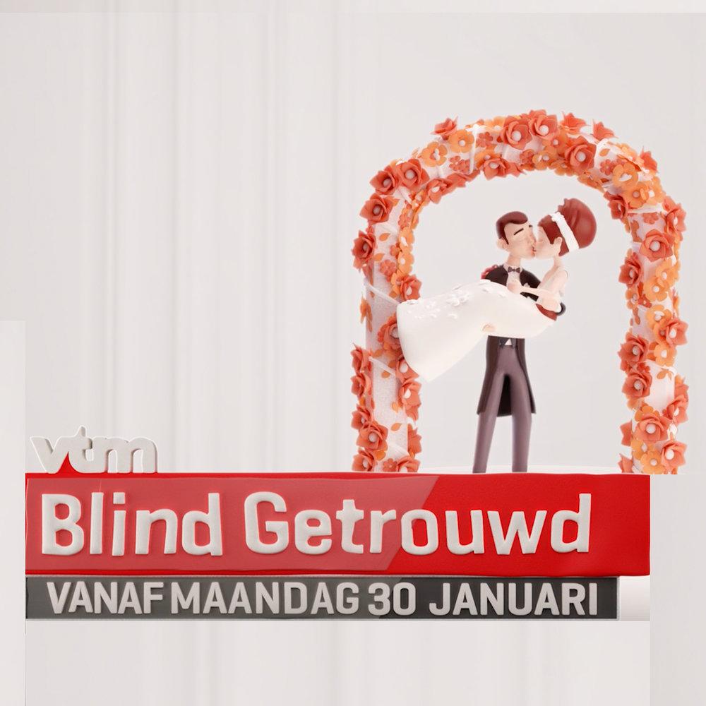 VTM - Blind getrouwd (tv-programma)
