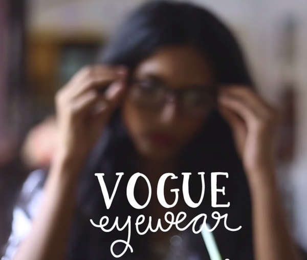 FUSS x Vogue eyewear