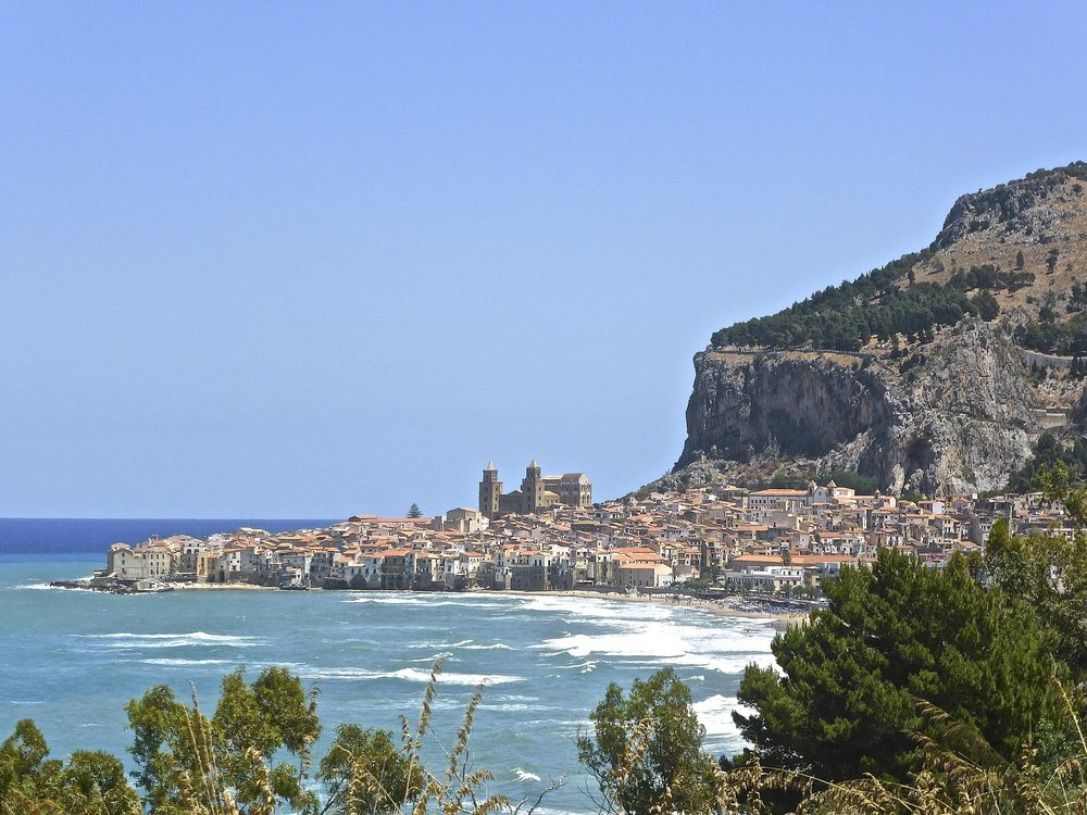 Visit Italy: Cefalu Coast