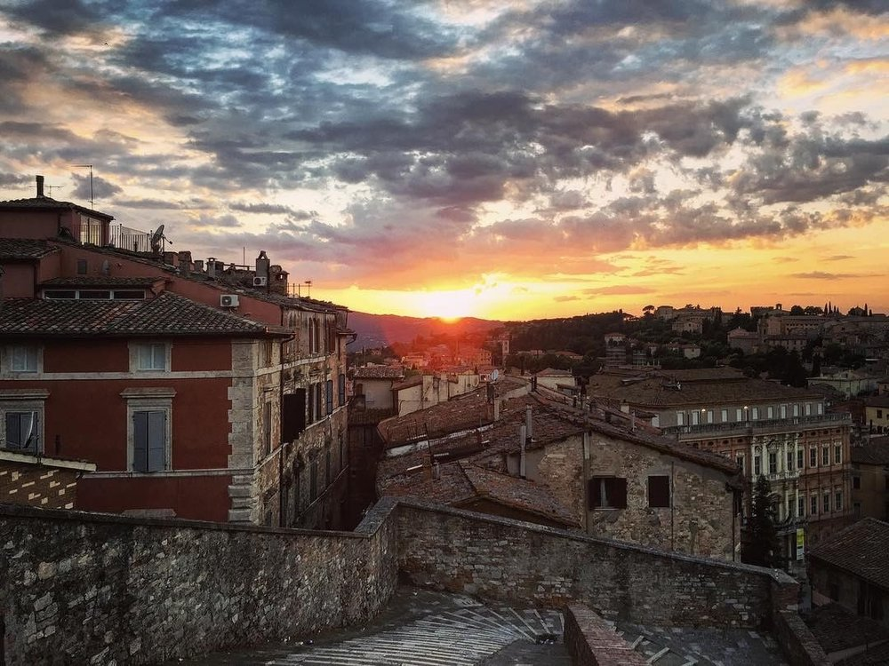 Visit Italy: Perugia