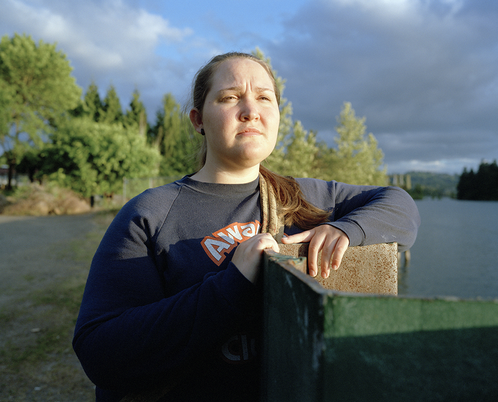 Rachel in Portland