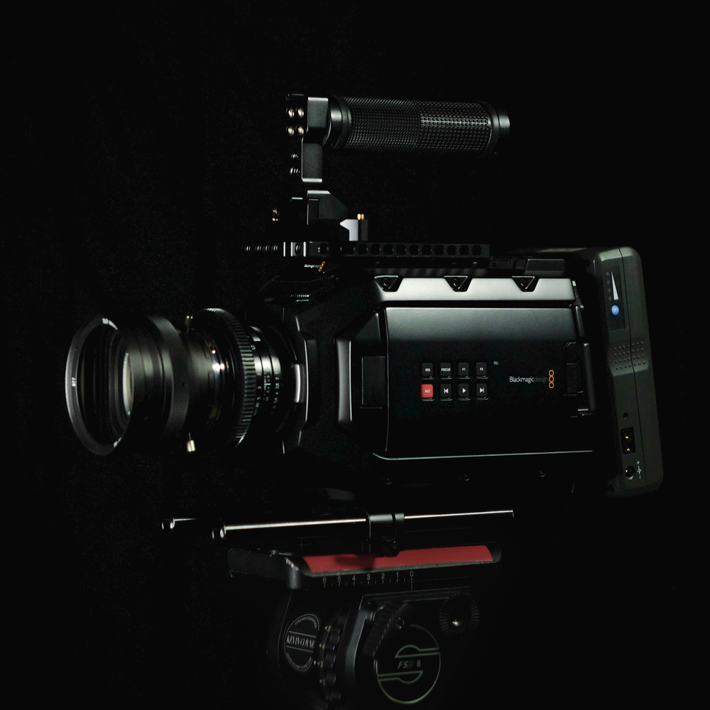 Behold the 4.6K URSA Mini from  Blackmagic Design