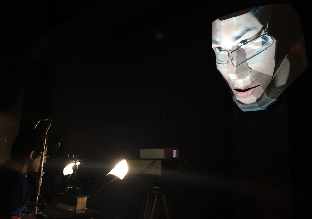 GIANT head at Maker Faire.png
