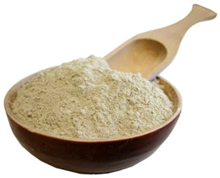 Bentonite clay can be found online and at many natural grocery stores
