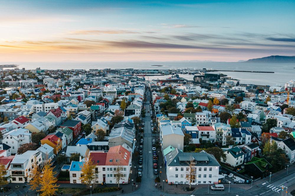 City Guide    Reykjavik    Coming Soon