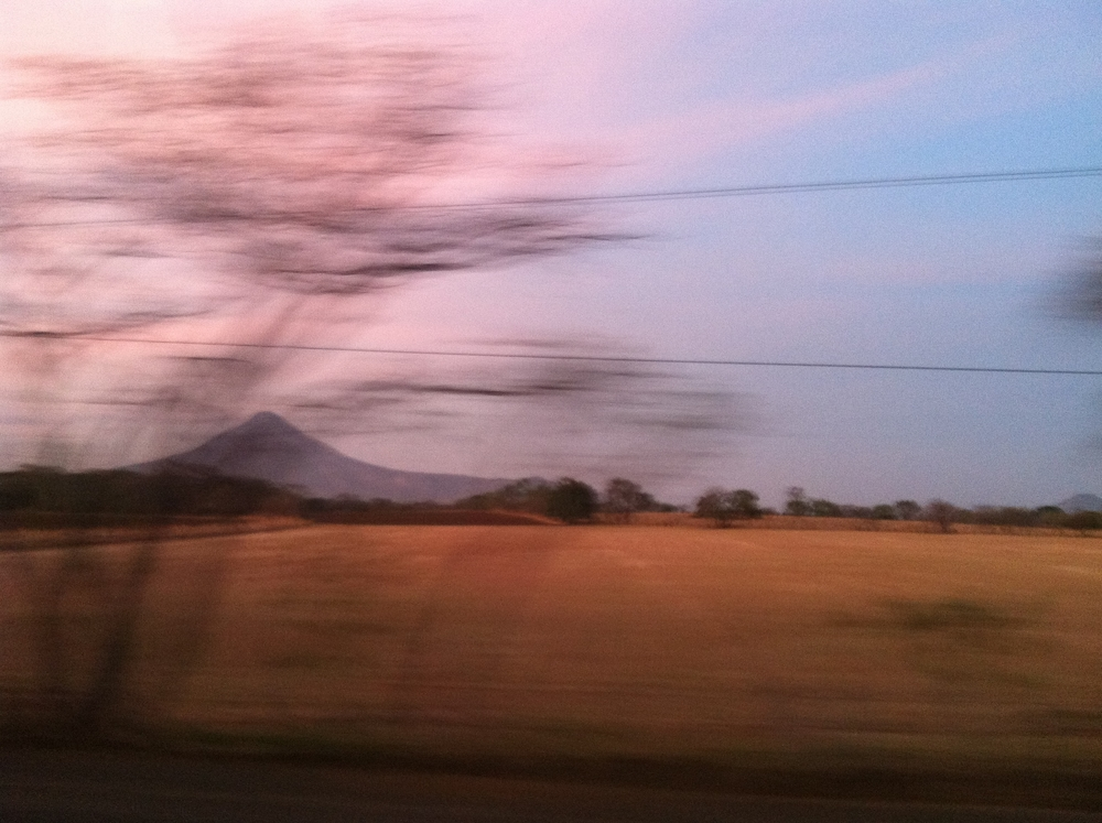León to Managua, March 2015 (Credit: Heather Vrana)