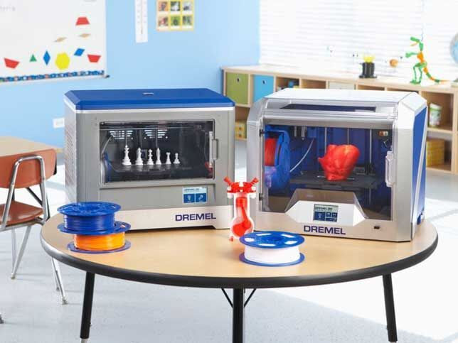 Advanced Education Partners with Dremel to Distribute 3D