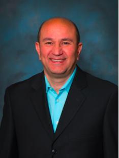 Parviz Rezvani, ABI's Director of Field Operations