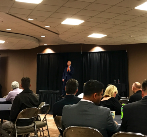 AVIXA CEO Dave Labuskes kicks off the U.S. Vendor Summit with a presentation on the state of the industry.