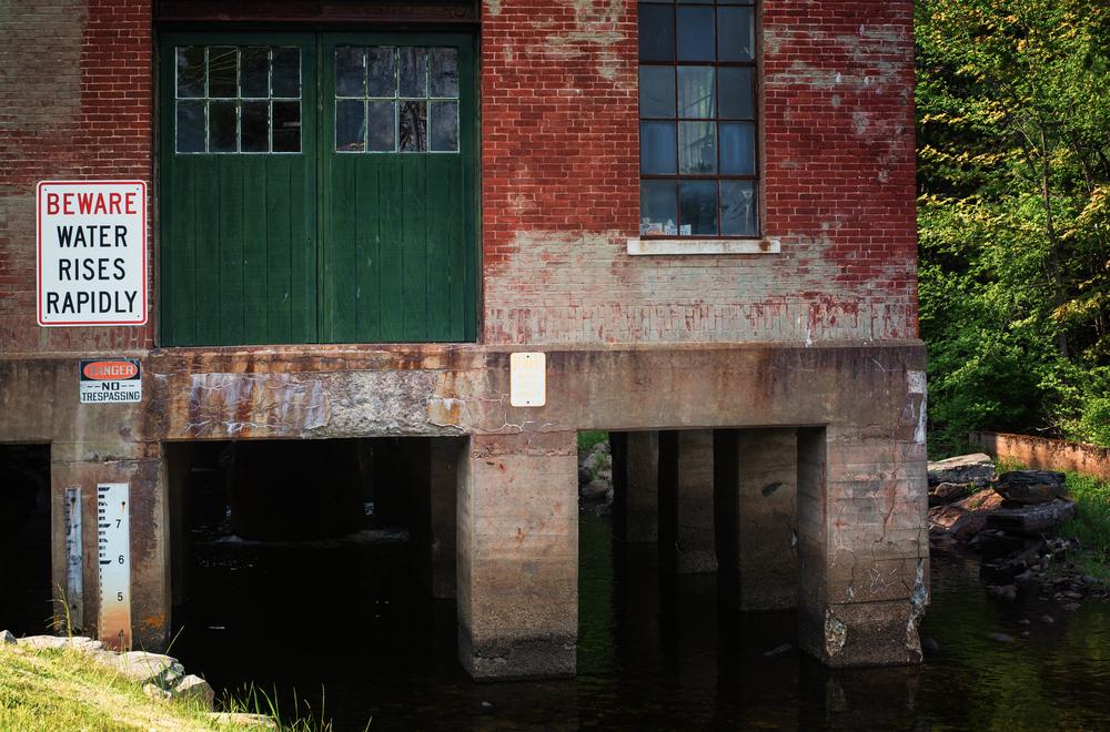 Damariscotta HydroElectric..