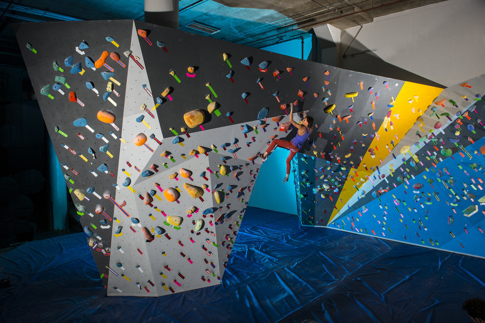Dogpatch Boulders is located at  2573 3rd Street.