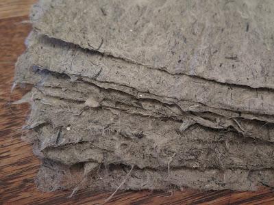 milkweed paper