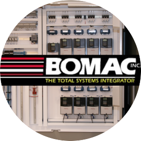 BOMAC INC - Since 1959; BOMAC has been a leading Systems Integrator that specializes in partnering with our clients to assist them maximize the profitability of their manufacturing business. This means that BOMAC is engaged in proactive project upgrades and reactive maintenance level support; maximizing our customer's manufacturing uptime.