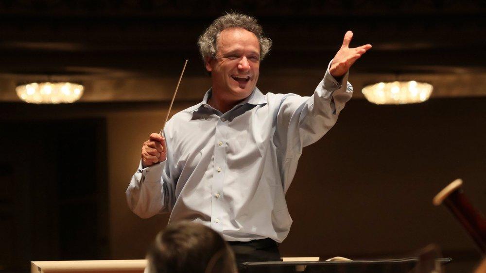 Cincinnati Opera's Harry T. Wilks Artistic Director Evans Mirageas interviews Maestro Louis Langrée of the Cincinnati Symphony Orchestra. Maestro Langrée conducts his own orchestra in our 2017 production of La Bohème.
