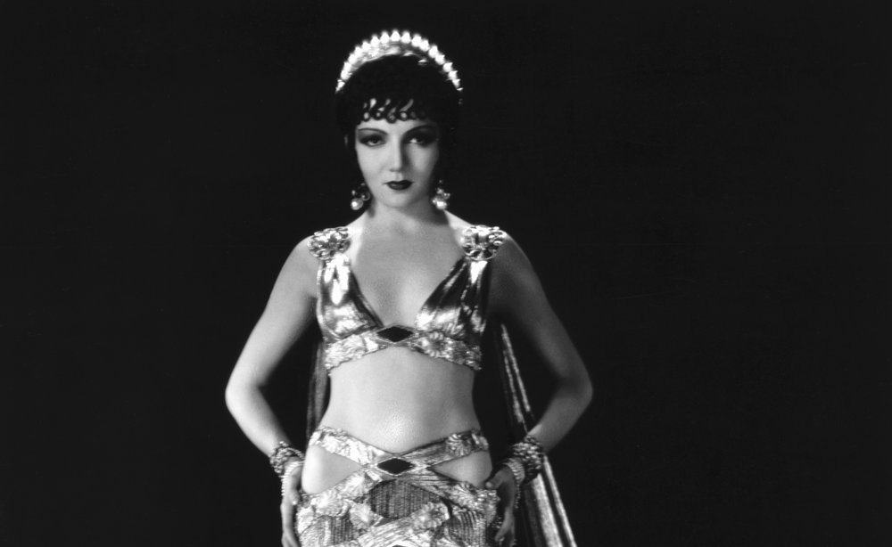 Claudette Colbert as Poppea in Cecil B. DeMille's 1932 film  The Sign of the Cross . Image © Getty Images/Bettmann Archive.
