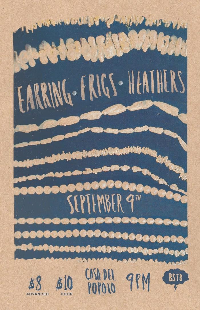 BSTB~ Earring-Frigs-Heathers