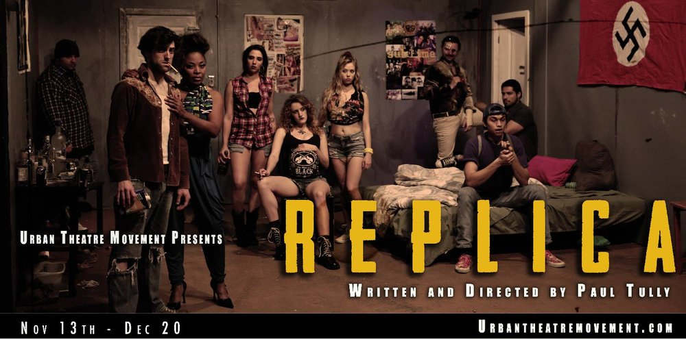 """Replica"", Urban Theatre Movement Winter 2015"