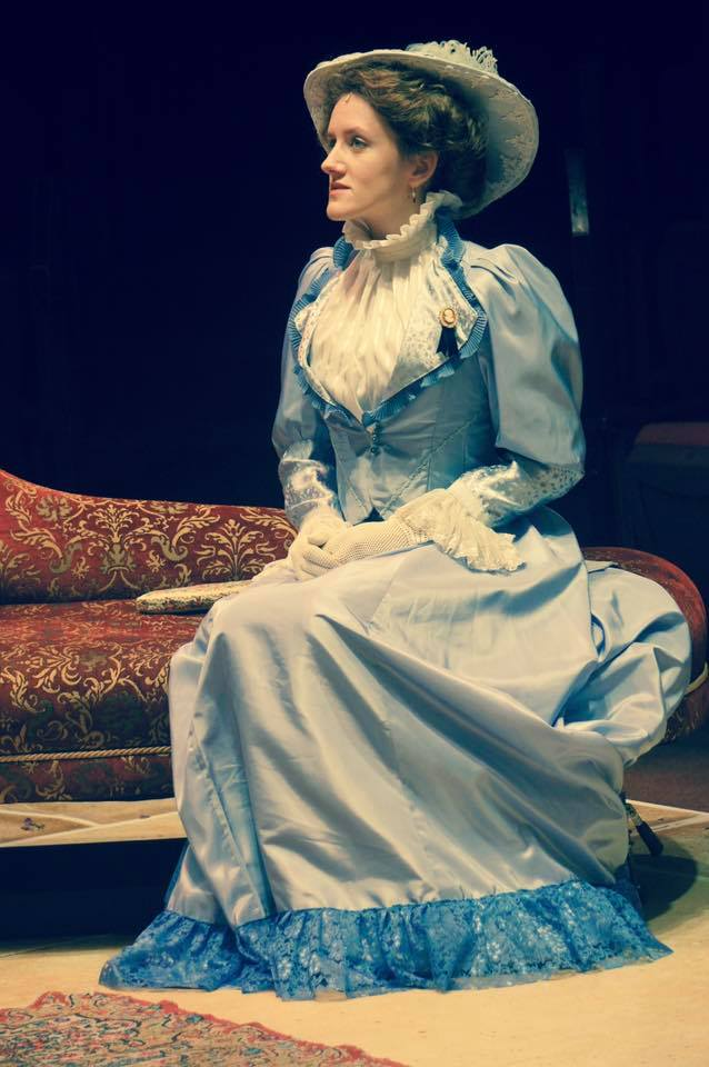 "Gwendolen in ""The Importance of Being Earnest"""