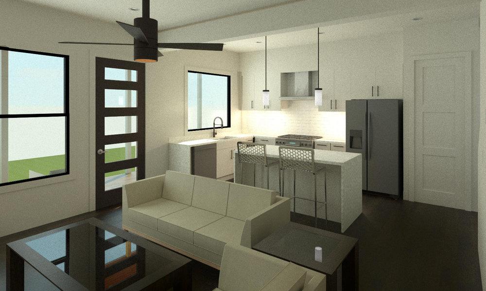 1606 Grayford Unit 2 - Kitchen.jpg