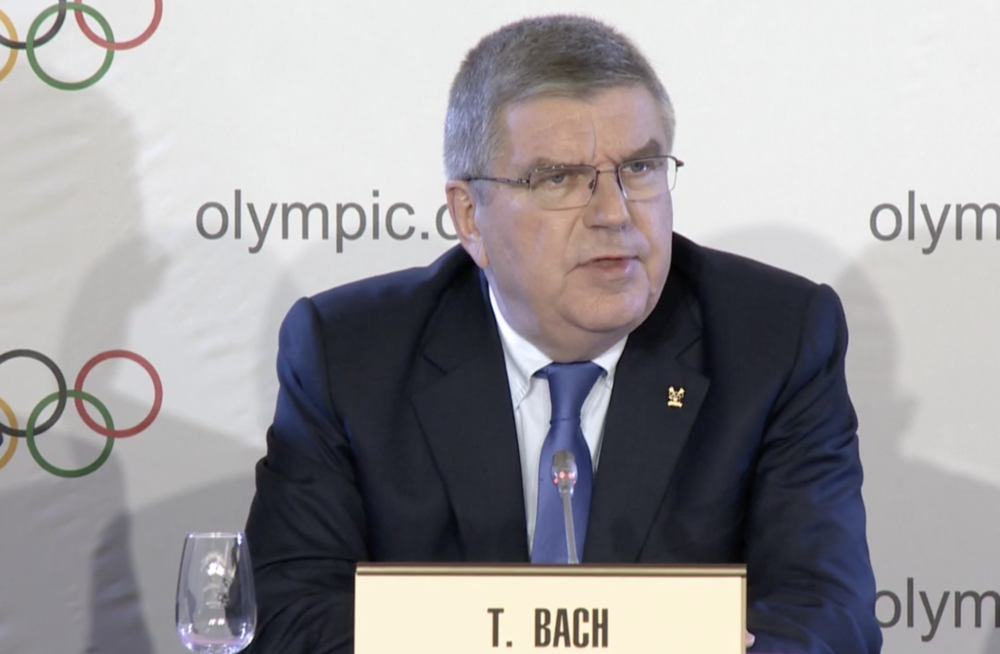 Screencap: IOC Media