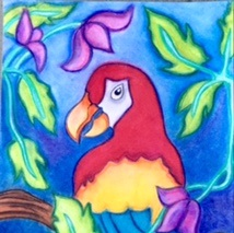 Art Camp:Mon & Wed, 12- 2 pm - 6 - 13 years old