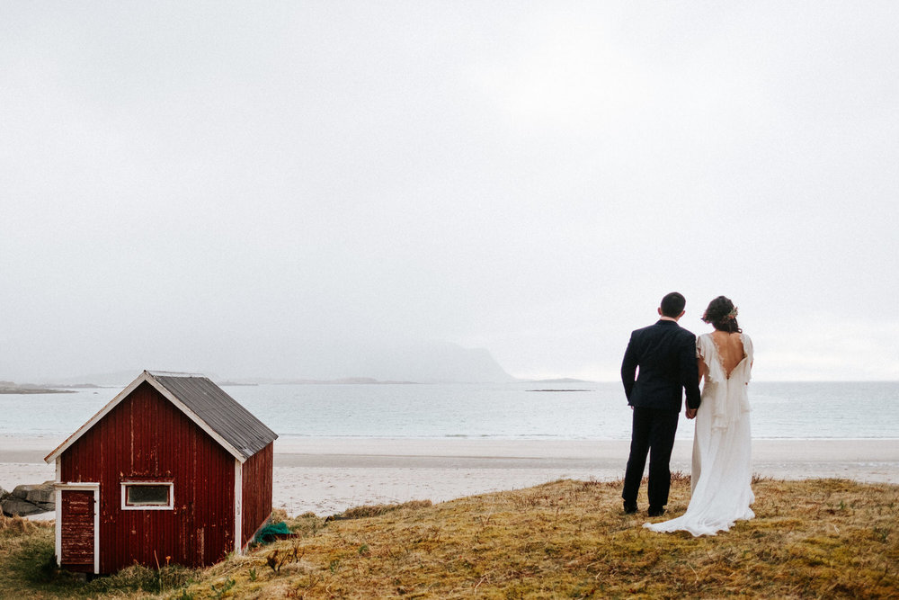 Northern Norway photographer couple