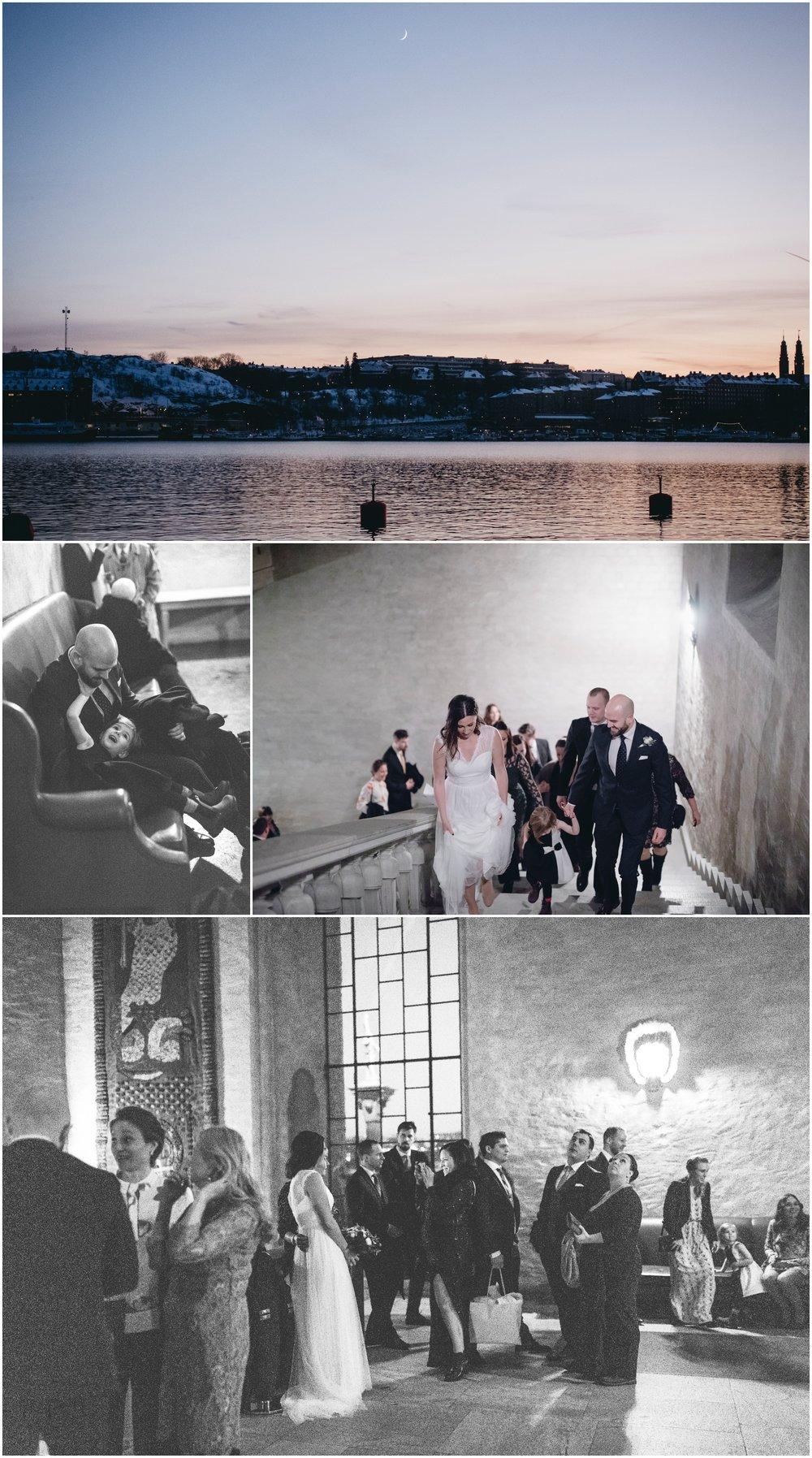 rollopsfotograf stadshuset stockholm_brollop i stadshuset_vigsel i stadshuset_borgerlig vigsel_linda rehlin_cecilia pihl_