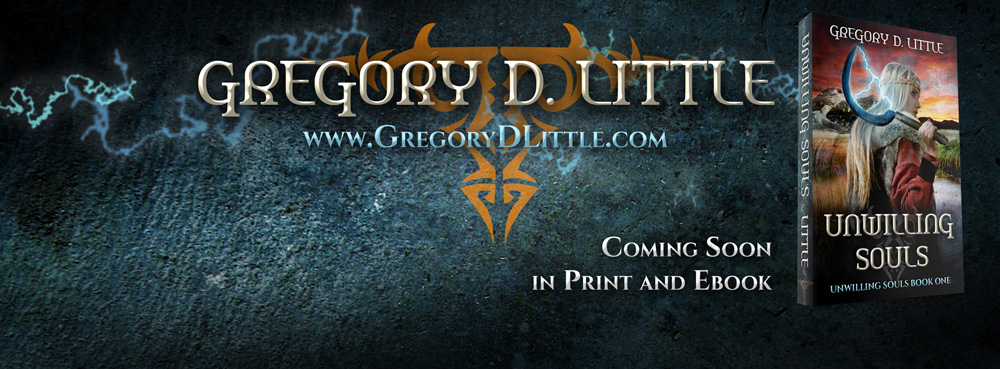 Facebook Header. Client: Gregory D. Little