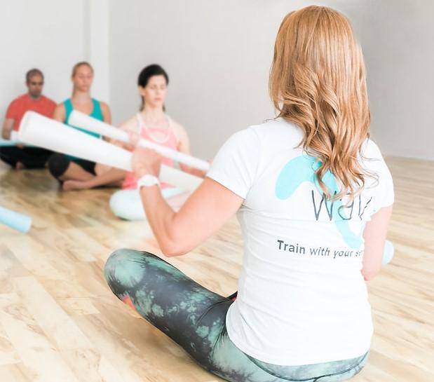 WAV Small group brain body fitness classes