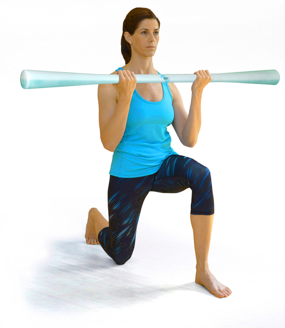 How to improve balance with WAV holistic exercise bar