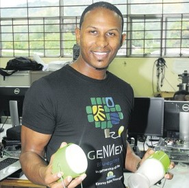 Nathaniel Peat- image courtesy of the Jamaican Observer